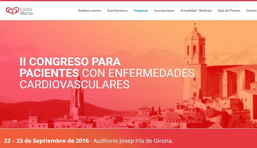 Girona II congrés de CARDIOALIANZA