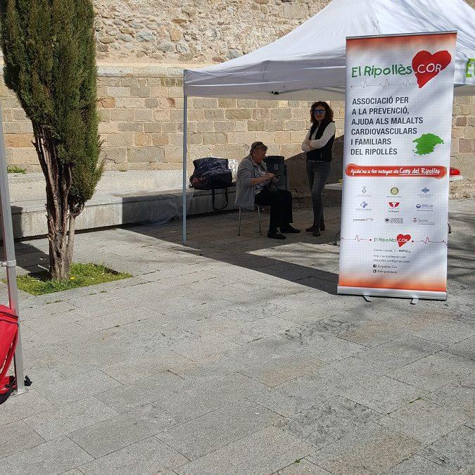 """El Ripollès.Cor present a la """" V Jornada de Protecció Civil a Ripoll"""""""