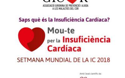 setmana de la INSUFICIÈNCIA CARDÍACA, dia 9 a Girona