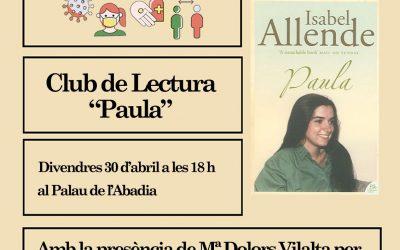 Col.laboració amb la xerrada de Voluntats anticipades i eutanàsia, biblioteca Josep Picola , dia 30 d'abril